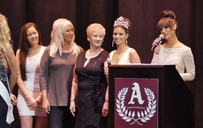 Vincenza Carrieri Russo Hosting Pageants in the United States